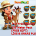 Farmville 2 Free Water-Fertilizer And Baby Bottle Pack,