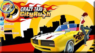 carzy taxi