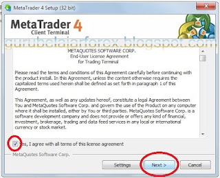 Cara Install Metatrader 4 di komputer (1)