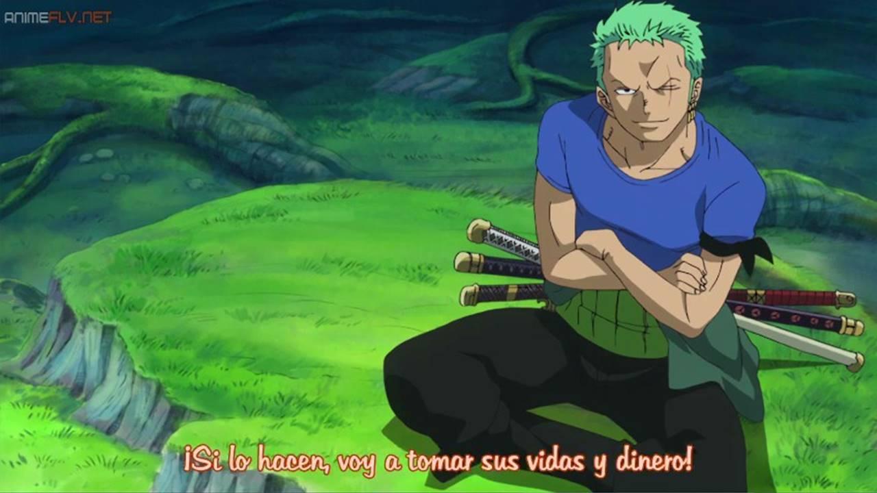 One Piece Anime cap 770 sub español