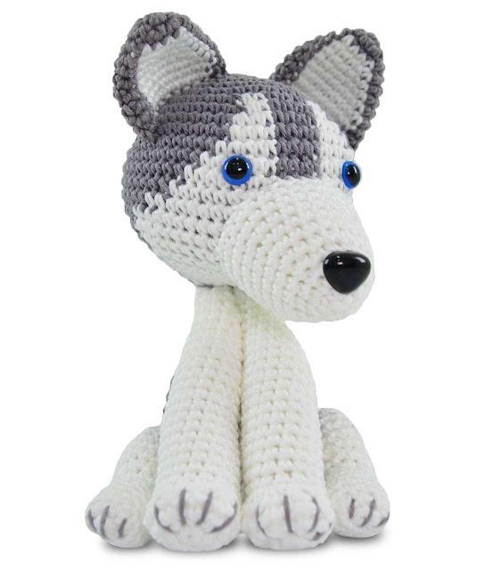 Cachorro Amigurumi - Receita Cachorrinho Cão Crochê (Inspiração ...   640x544