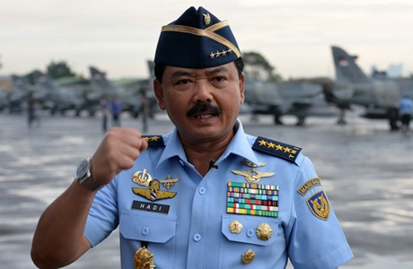 Panglima Komitmen Pemberantasan Korupsi di TNI