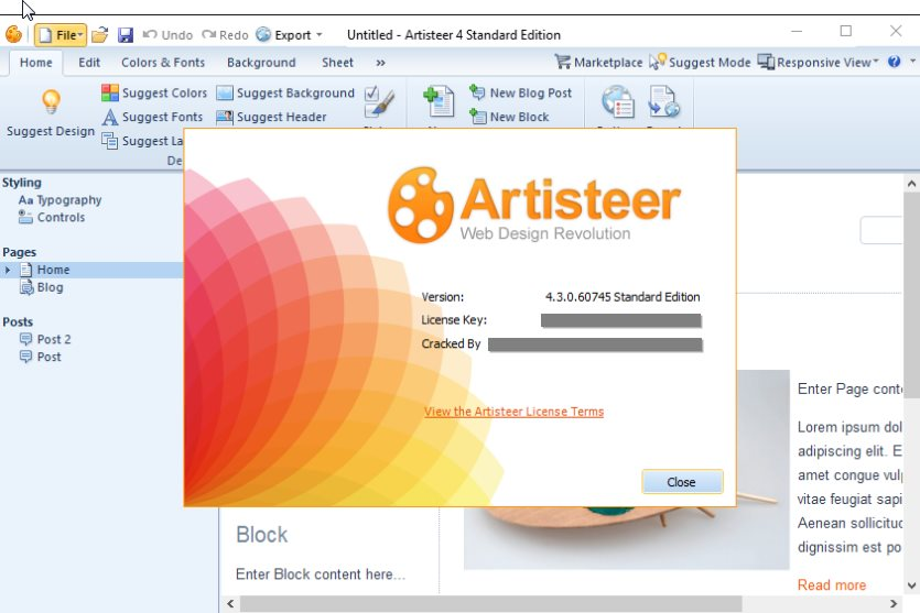 Artisteer coupons