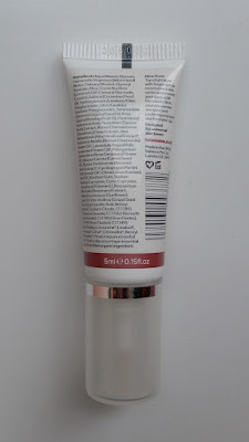 Balance Me Tinted Wonder Eye Cream ingredients