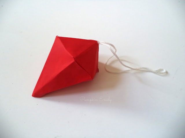3D Paper Ornament