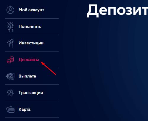 Регистрация в Roitastic Finance 4
