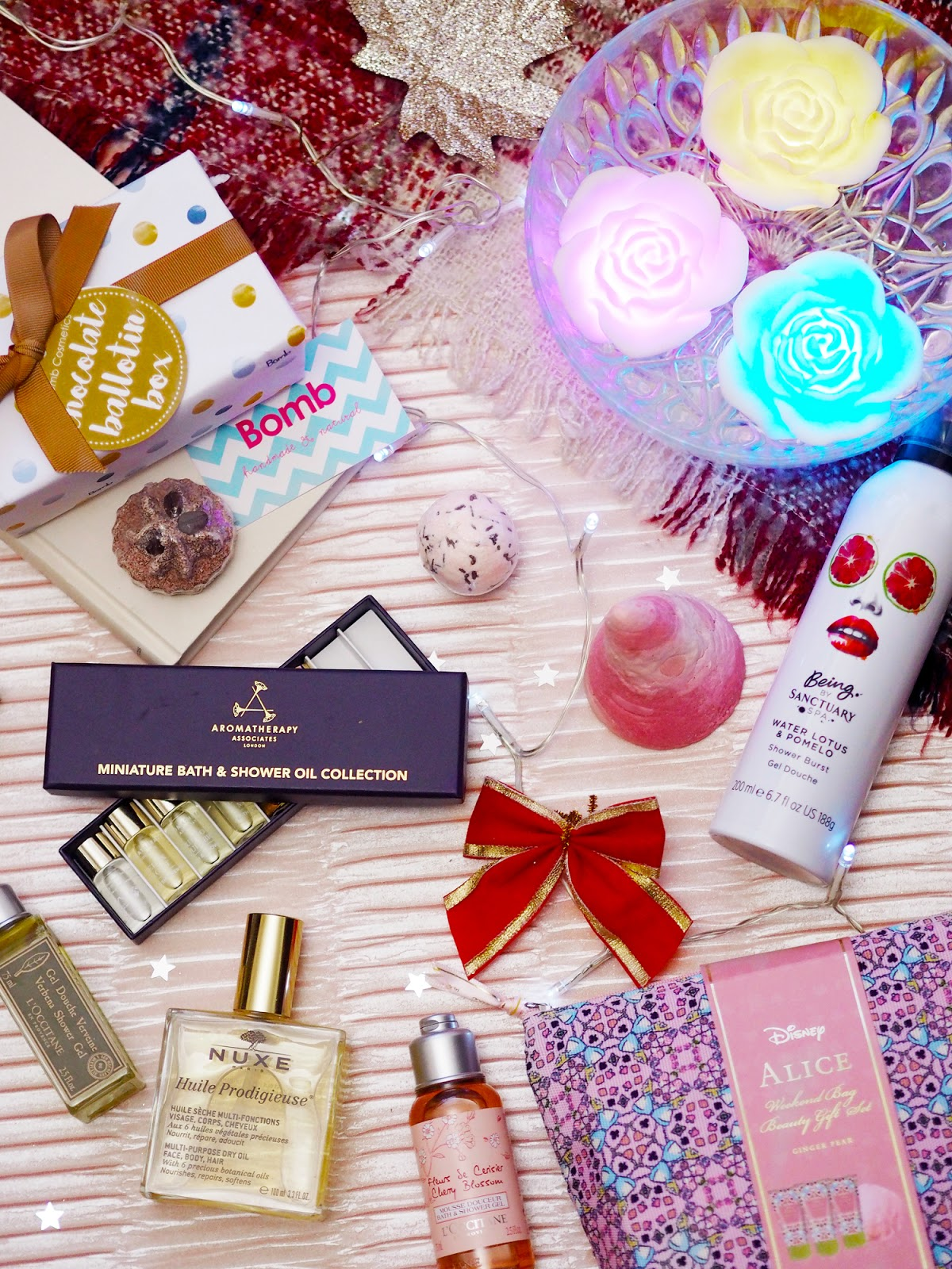 perfume gift guide bath body