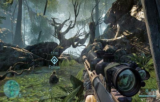 لعبة sniper ghost warrior 2