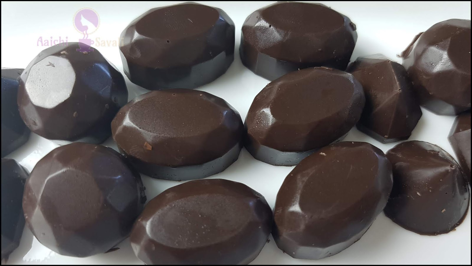 Two Ingredients Homemade Chocolate Without Coconut Oil and ...