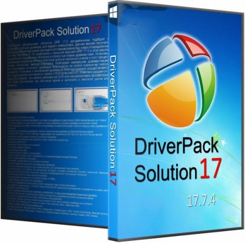 DriverPack Solution Version 17.7.4 For Windows Terbaru 2016