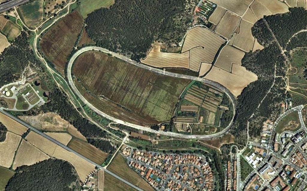 Circuito Terramar : Old races circuito de sitges terramar