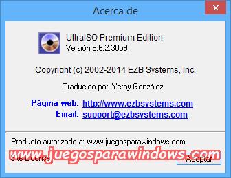 UltraISO Premium v9.6.2 Multilenguaje ESPAÑOL Editor De Archivos De Imagen CD/DVD 7