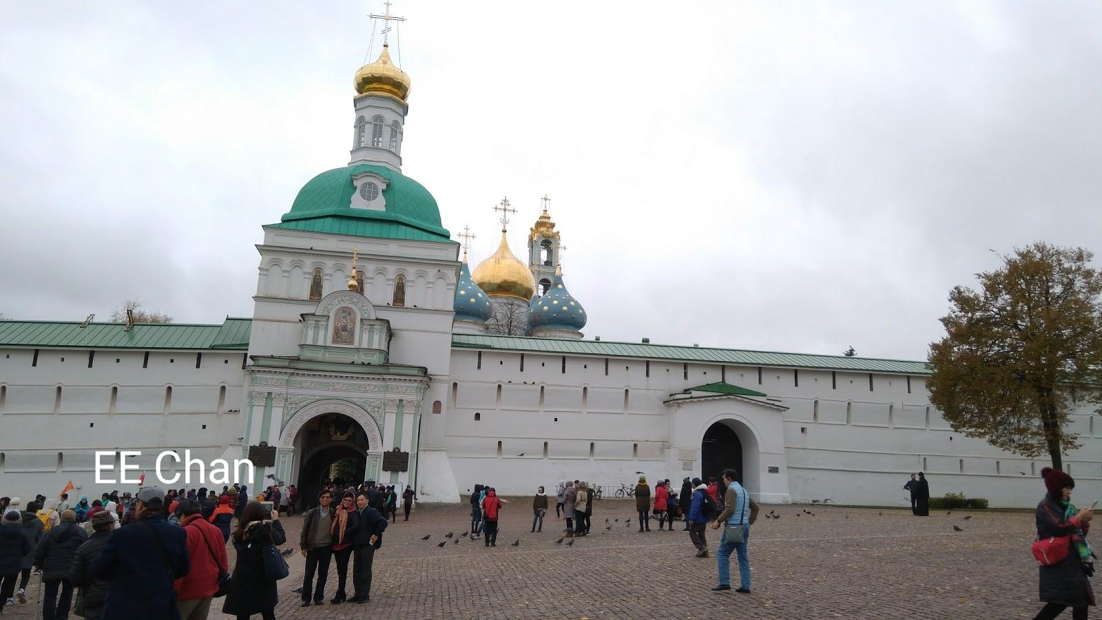 莫斯科~莎哥斯基古城(金環古城) - - SeeWide