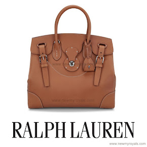 Crown Princess Mary Style RALPH LAUREN Satchel Bag