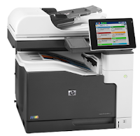 HP LaserJet Enterprise 700 MFP M775dn, multifunction printers (print, copy, scan) for office and business purposes supported by high print speed and high quality printouts.