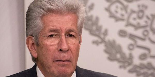 Gerardo Ruiz Esparza, afirmó que no renunciará tras la tragedia del Paso Expres