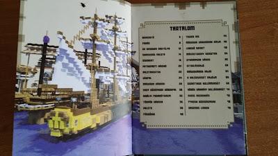 Minecraft:Az építés kézikönyve