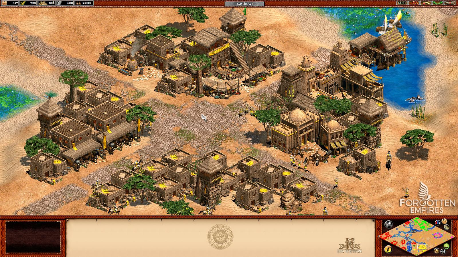 Age of empires 2 descargar gratis en español completo para pc