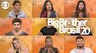 BBB20: todos os participantes do grupo Pipoca