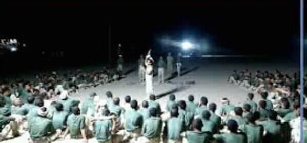 قوات حراس الجمهورية تستقبل دفعه عسكرية جديدة للتدريب بتعداد 650 عسكري وضابط ..