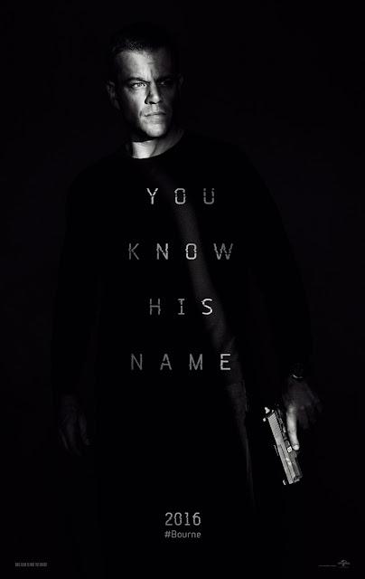 Anuncio de la SuperBowl de 'Jason Bourne' y primer póster