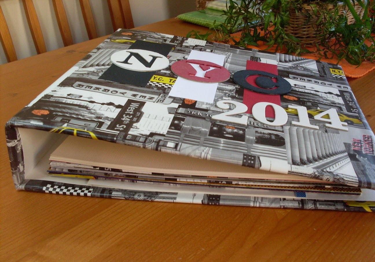 papierpotpourri diy album ordner oder mappe selber machen. Black Bedroom Furniture Sets. Home Design Ideas
