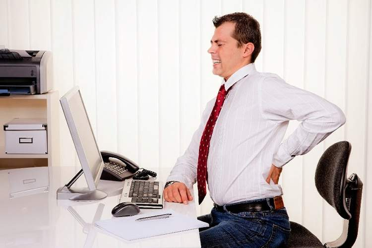 Duduk terlalu lama dapat menyebabkan gagal jantung