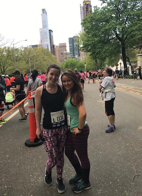 Shape Women's Half Marathon Starting Line