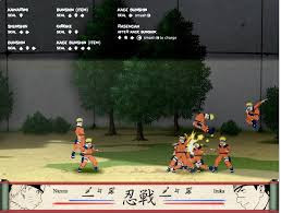 Free Download Game PC Naruto Shinobi Breakdown