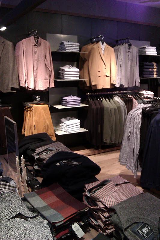 Men S Styling Austin Reed Opens New Flagship Store In Regent S Street London