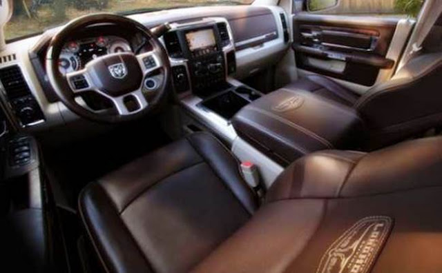 2016 Dodge Ram 1500 Longhorn Release Date