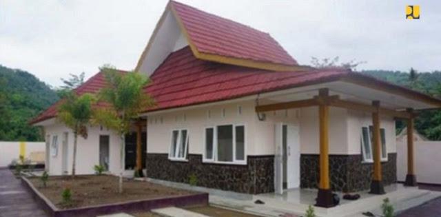 Pembangunan Rumah Untuk Zohri Telah Selesai