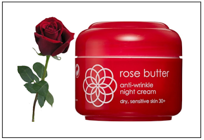 Ziaja Rose Butter Night Cream