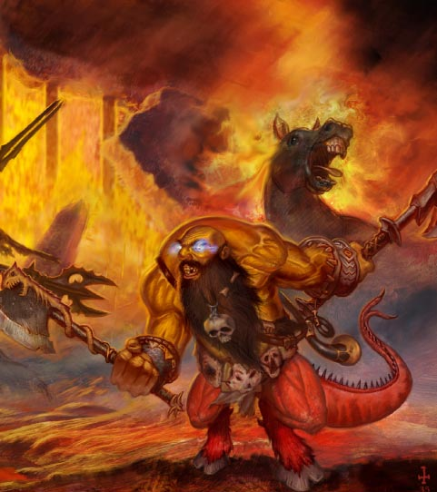 Power Score: Dungeons & Dragons - A Guide to Archdevils: The