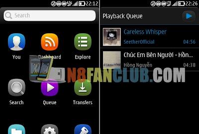 MusiKloud 1 54 Nokia N8 S^3 Belle Free App
