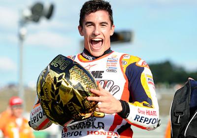Ini Kata Pedrosa Tentang Marquez yang Juara Dunia di Jepang