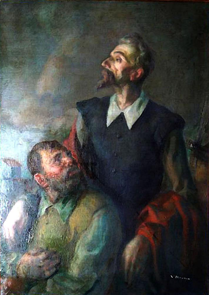 Maestros espa oles del retrato vicente navarro romero - Vicente navarro valencia ...