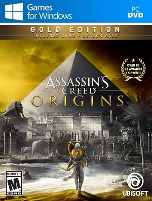 assassins creed origens gold edition