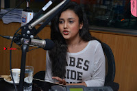 Cute Actress Misti Chakravarthi at Babu Baga Busy Team at Radio City ~  Exclusive 8th April 2017 057.JPG