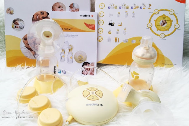 MEDELA SWING MAXI REVIEW