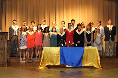 18 New Members Inducted to National Honor Society at Montgomery Catholic 2