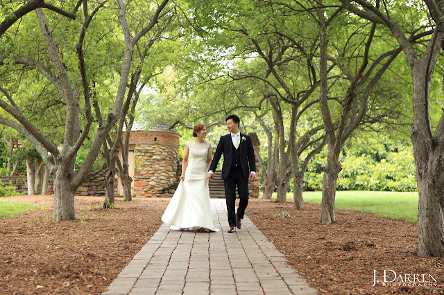 Graylyn Estate Wedding