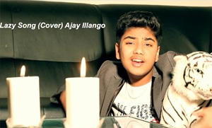 The Lazy Song – Bruno Mars (Cover) Ajay Illango