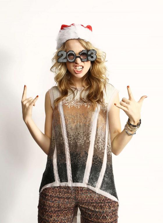 BRIDGIT MENDLER - at Z100′s Jingle Ball 2013 Calendar
