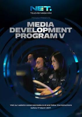 Lowongan Kerja Internship PT Net Mediatama TV, Rekrutment Karyawan Baru Besar-Besaran Seluruh Indonesia