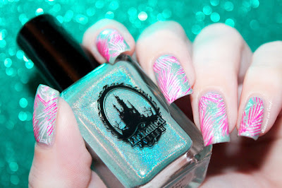 Tropical Nail Art