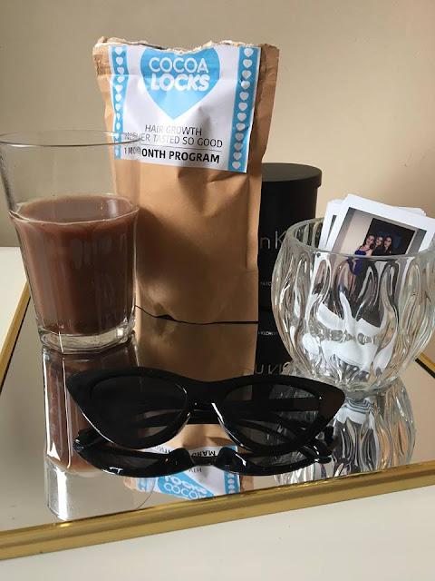 Cocoa Locks czyli czekolada wzmacniająca włosy | Recenzja