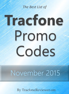 collects and shares the latest promotional codes from Tracfone Tracfone Promo Codes for November 2015