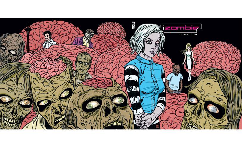 Izombie Comic Pdf