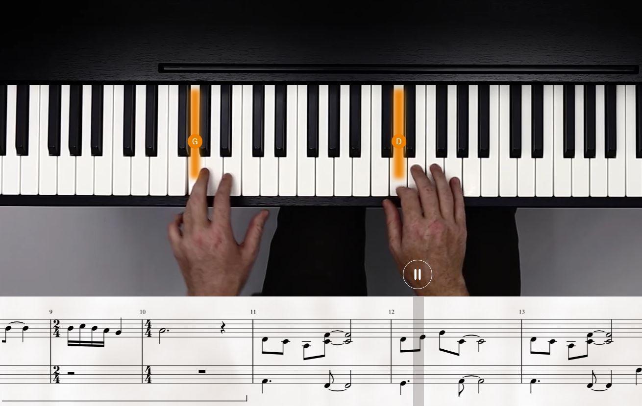 SPELA PIANO HALMSTAD